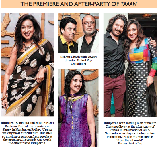 Taaan premiere after party
